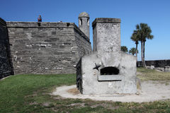 San Marcos De castillo Obraz Royalty Free