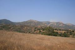 San Marcos Foothills Immagine Stock Libera da Diritti