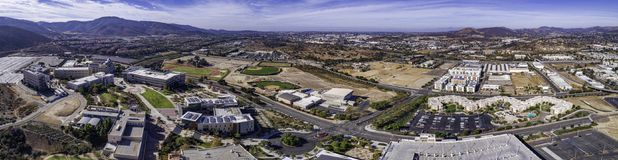 San Marcos, Kalifornia, usa obrazy royalty free