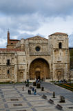 San Marcos Monastery in Leon.  Stock Photography