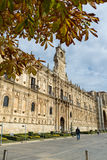 San Marcos Monastery. In Leon. Spain Stock Photo