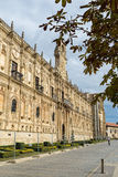 San Marcos Monastery. In Leon. Spain Stock Image