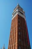 San- Marcoskontrollturm Stockfoto