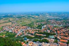 San Marino Royalty Free Stock Photos