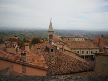 San Marino arkivbild