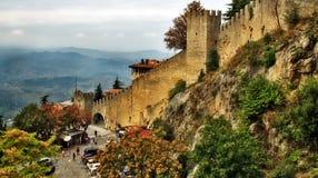 San Marino royalty-vrije stock afbeeldingen