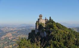 San Marino Royaltyfri Foto