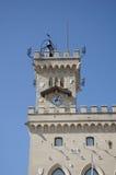 San Marino Royaltyfri Fotografi