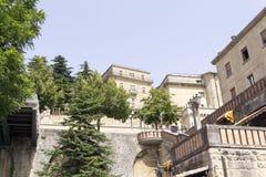 San Marino Lizenzfreie Stockfotografie