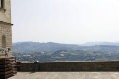 San marino Zdjęcie Stock