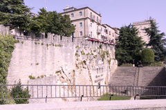 San Marino Lizenzfreies Stockbild