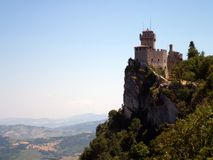 San Marino Fotos de Stock Royalty Free