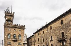 San Marino Stock Foto's