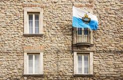 San Marino Royalty-vrije Stock Foto's