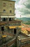 San Marino Royalty-vrije Stock Foto