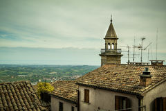 San Marino Stock Foto