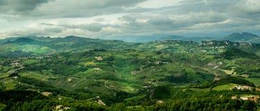 San Marino Royalty-vrije Stock Fotografie