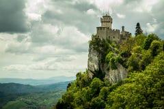 San Marino Stock Afbeelding