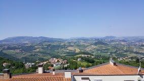 San Marino Foto de Stock Royalty Free