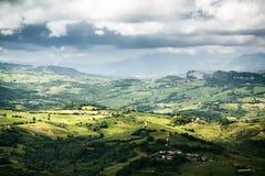 San Marino Stock Photography