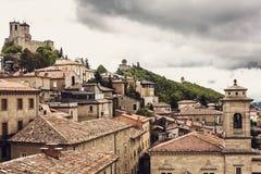San Marino Royalty Free Stock Images