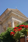 San Marino Basilica Stock Image