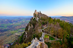 San Marino Stock Photography