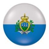 San Marino button Stock Photos