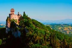 Free San Marino Castle Royalty Free Stock Image - 25461716