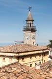 San-Marino Cityscape Stock Image