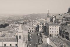 San-Marino Cityscape Royalty Free Stock Images