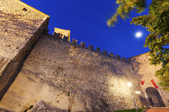San Marino fortifications Royalty Free Stock Photography