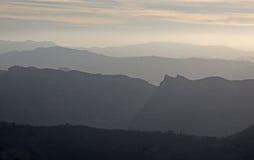 San Marino Horizon Imagen de archivo