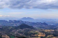 San Marino. Horizontal shot Royalty Free Stock Photo