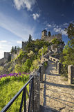 San Marino. Royalty Free Stock Photos