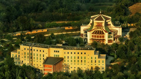 San Marino. Italië royalty-vrije stock foto