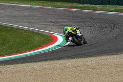 San Marino, Italia - 12 de mayo: El equipo del ¡n Ramos ESP Kawasaki ZX-10R de Romà VA ONCE en la acción Fotos de archivo