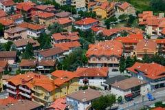 San-Marino. Italy. Stock Photos
