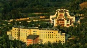 San Marino. Italy Royalty Free Stock Photo