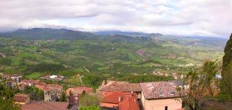 San-Marino. Italy Stock Images