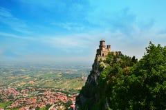 San Marino, Italy Stock Images