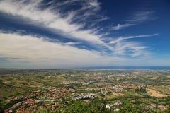 San Marino Stock Image