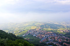 San Marino Nature Stockbilder