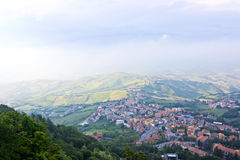 San Marino Nature Royalty Free Stock Photography