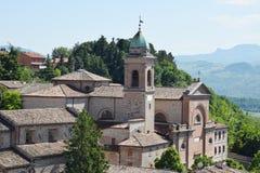 San Marino otoczenia Zdjęcia Royalty Free