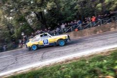 San Marino 21 ottobre 2017 - GUADI LA SCORTA RS 1977 a raduno la leggenda Immagine Stock Libera da Diritti