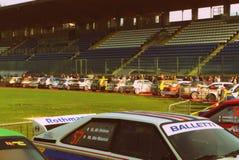 San Marino 21 ottobre 2017 - parata del ` s dell'automobile a raduno la leggenda Immagini Stock