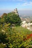 San marino, Rocca della Guaita, castle Royalty Free Stock Photography