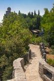 San Marino San Marino Royaltyfri Bild