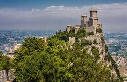 San Marino San Marino Fotografering för Bildbyråer